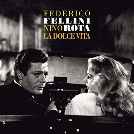 Federico Fellini: La Dolce Vita: Limited Edition Double Vinyl