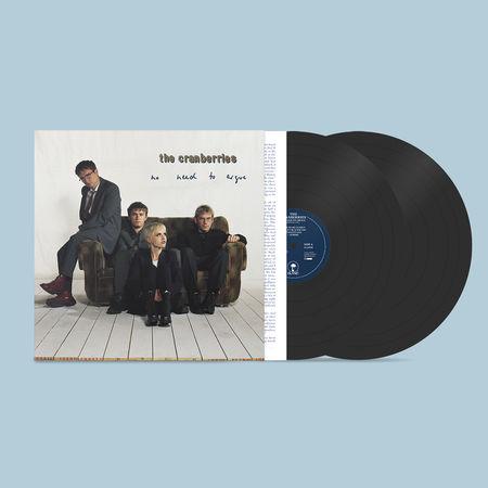 The Cranberries: No Need to Argue: Standard Black Vinyl