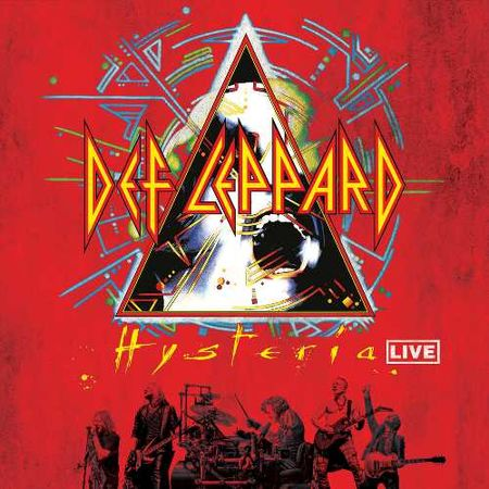 Def Leppard: Hysteria Live (Clear 2LP)