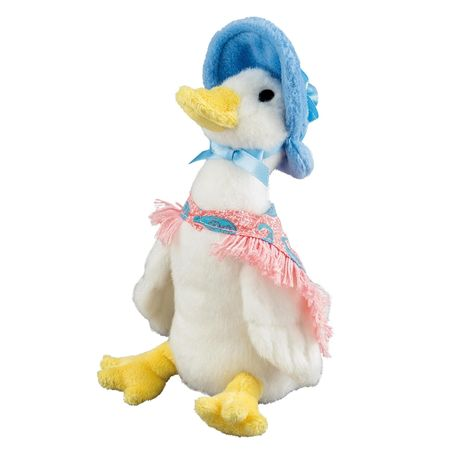 Peter Rabbit: Jemima Puddle-Duck 16cm Soft Toy (Small)