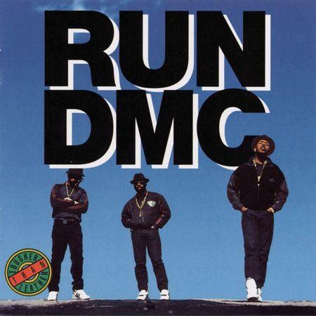 RUN DMC: Tougher Than Leather: Vinyl LP