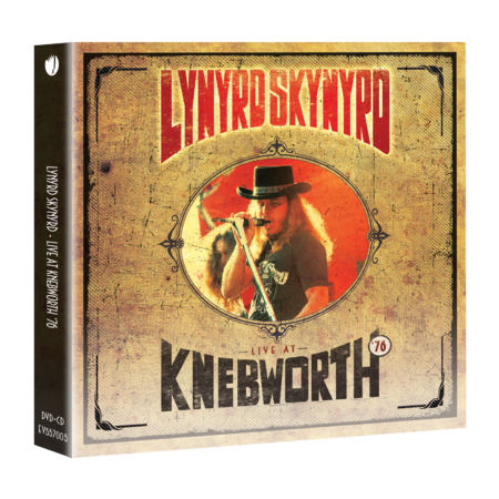 Lynyrd Skynyrd: Live At Knebworth '76: Limited Edition DVD+CD
