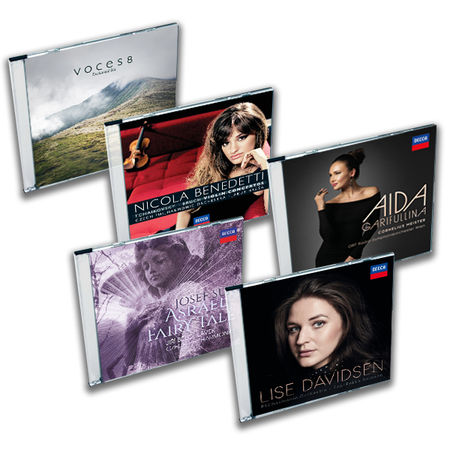 Decca: Proms Bundle 2019