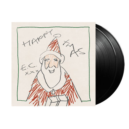 Eric Clapton: Happy Xmas (2LP)