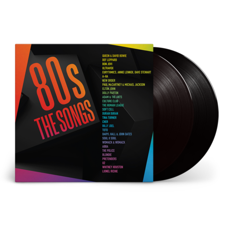 Various Artists: 80s: The Songs - 2LP