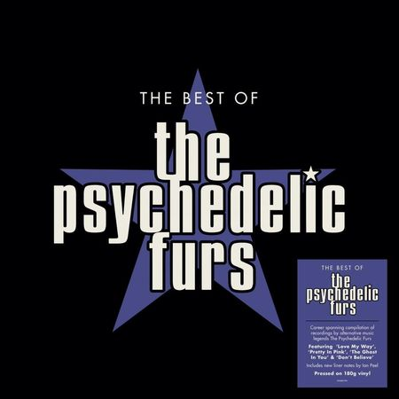 Psychedelic Furs: Best Of: 2CD