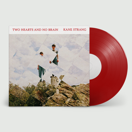 Kane Strang: Two Hearts and No Brain: Limited Edition Red Vinyl