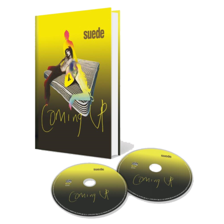 Suede: Coming Up: Limited 25th Anniversary Edition 2CD Book