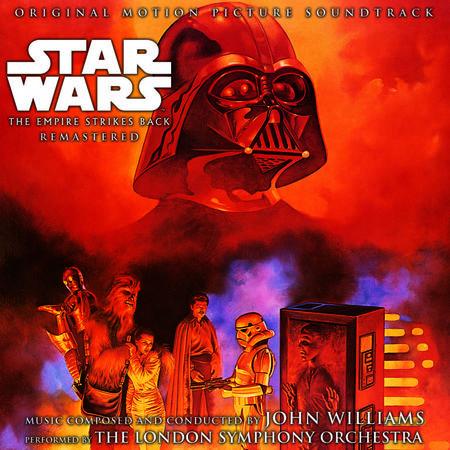 Soundtrack: Star Wars - The Empire Strikes Back (2LP)