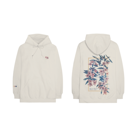 Shawn Mendes: Winter Floral Hoodie I - S