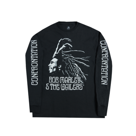 Bob Marley: Confrontation Long Sleeve Shirt