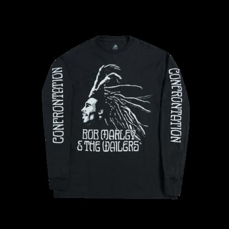 Bob Marley: Confrontation Long Sleeve Shirt