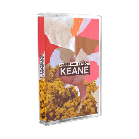 Keane: Cause and Effect: Cassette