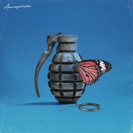 Between You & Me: Armageddon CD