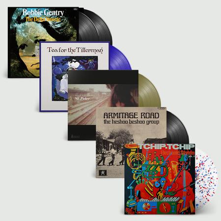 Various Artists: recordstore Reissues of the Year 2020: Exclusive Vinyl Bundle