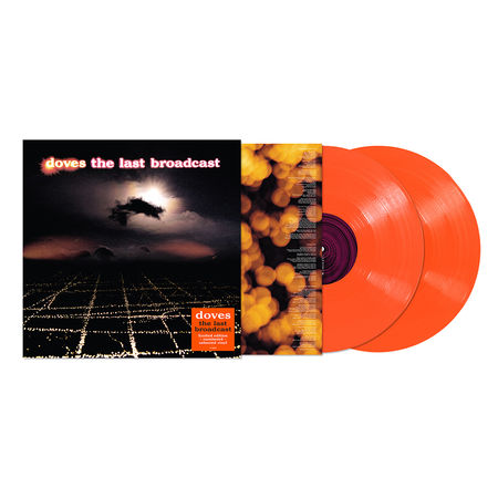 Doves: The Last Broadcast: Orange Coloured Vinyl
