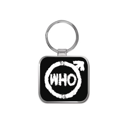 The Who: Quadrophenia Keyring