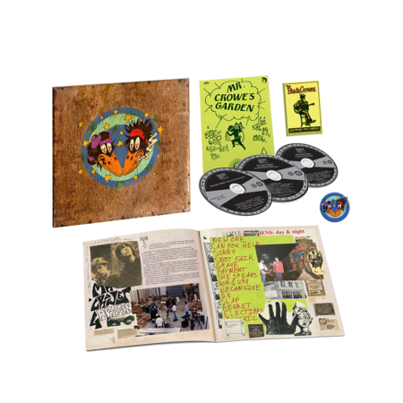 The Black Crowes: Shake Your Money Maker: Super Deluxe Triple CD Set