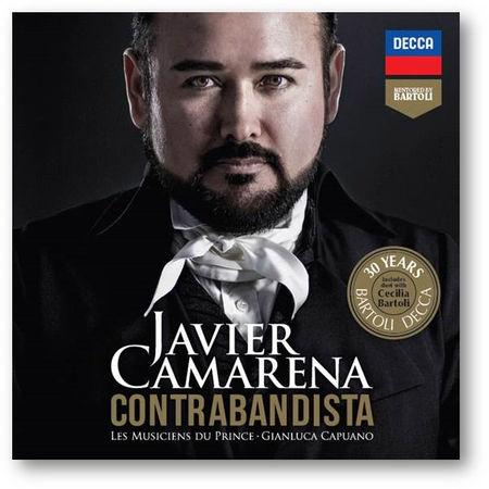 Javier Camarena: Contrabandista