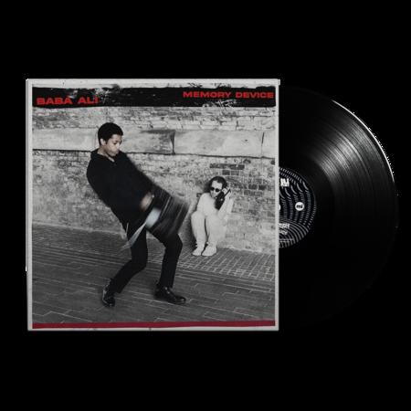 Baba Ali: Memory Device: Black Vinyl LP