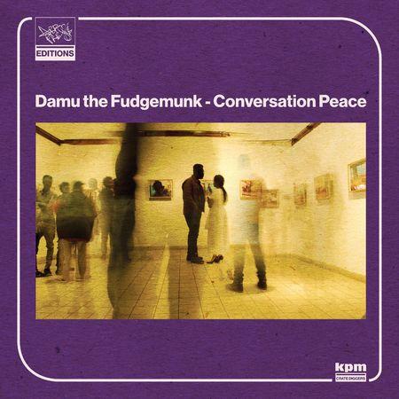 Damu The Fudgemunk : Conversation Peace: CD
