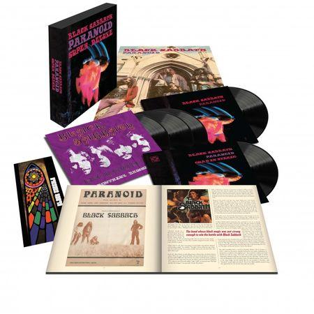 Black Sabbath: Paranoid: 50th Anniversary Edition Deluxe Box Set