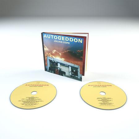 Julian Cope: Autogeddon (25th Anniversary CD Boxset)