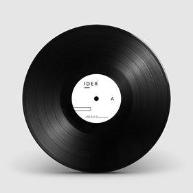 IDER: Learn To Let Go / Body Love: White Label Vinyl