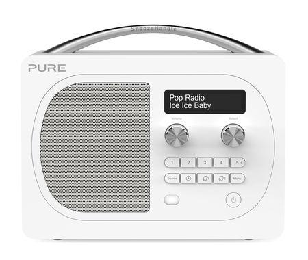 Pure: Evoke D4 Bluetooth (Glacier)
