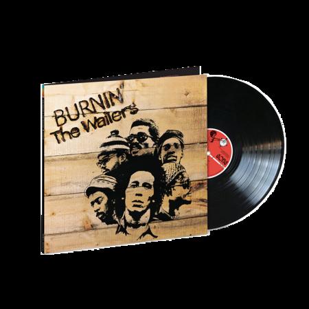 Bob Marley and The Wailers: Burnin' (Jamaican Pressing LP)