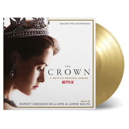 Rupert Gregson-Williams: Crown Season 2: Gold Numbered Vinyl