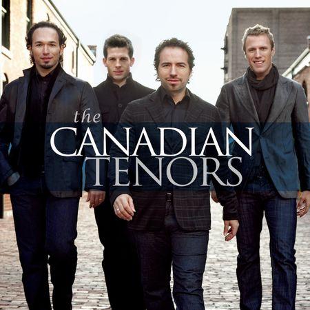 Canadian Tenors Christmas Cd