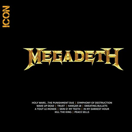 Megadeth: ICON (CD)