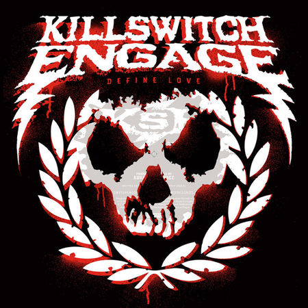 Killswitch Engage: Define Love: White Vinyl