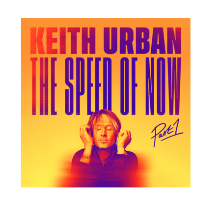 Keith Urban: THE SPEED OF NOW PART 1 CD