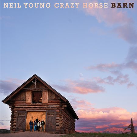 Neil Young & Crazy Horse: BARN: CD