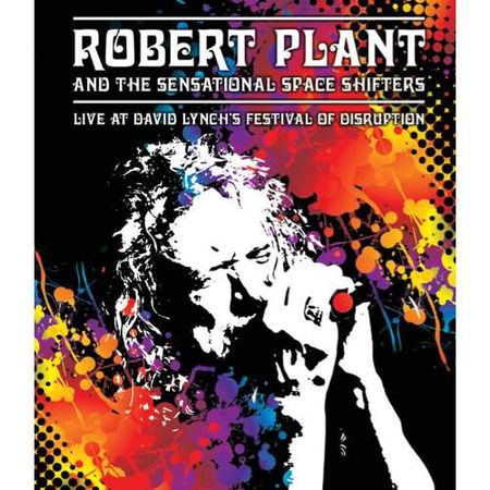 Robert Plant: Live At David Lynch's Festival Of Disruption