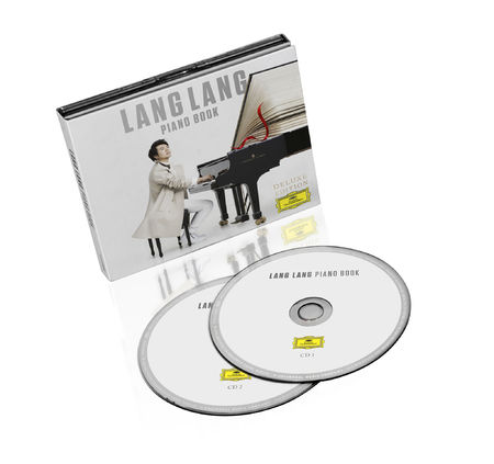Lang_Lang: Piano Book 2CD Digipack