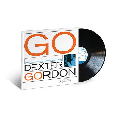 Dexter Gordon: Go!
