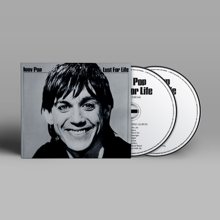 Iggy Pop: Lust For Life: Deluxe 2CD [remastered]