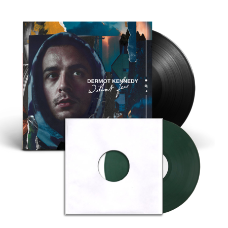 Dermot Kennedy: Without Fear: Deluxe Vinyl With 10