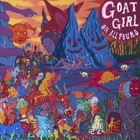 Goat Girl: On All Fours: CD