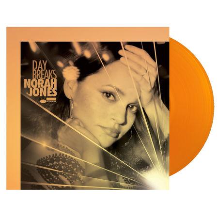 Norah Jones: Day Breaks (Limited Orange Vinyl)