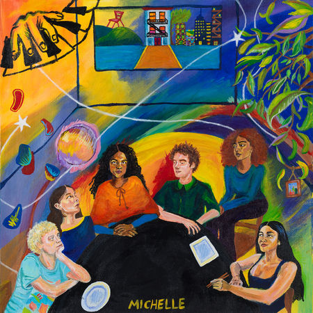 MICHELLE: AFTER DINNER WE TALK DREAMS: CD
