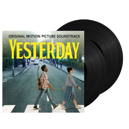 Yesterday: Yesterday Original Soundtrack Double Vinyl