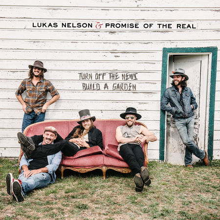 Lukas Nelson: Turn Off The News (Build A Garden) (LP)