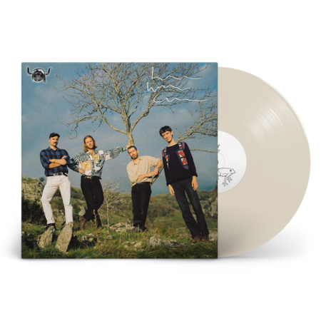 Langkamer: West Country: Signed Limited Edition Bone Vinyl LP