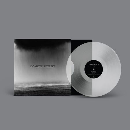 Cigarettes After Sex: Cry: Signed Limited Edition Clear Vinyl