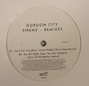 Gorgon  City: Sirens Remixes