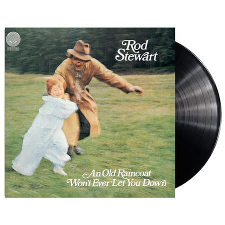 Rod Stewart: An Old Raincoat Won't Ever Let You Down